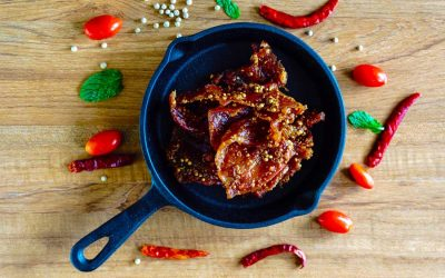 Sweet Chilli Pork Jerky Recipe