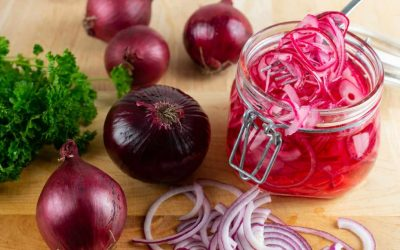 Quick Pickled Red Onion Recipe