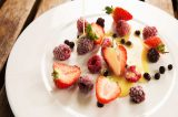 Tasty Homemade White Chocolate Sauce with Lime