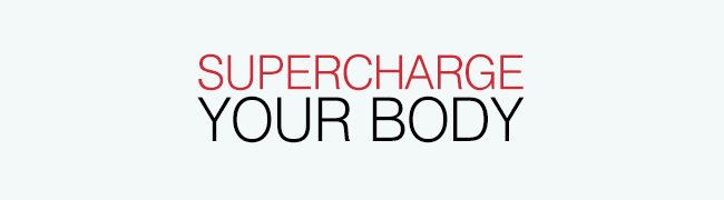 Supercharge Your Body - Hotline Recipes