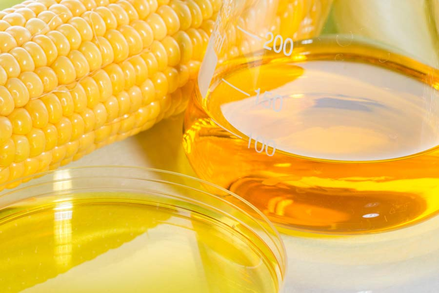 Corn Syrup instead of Agave Syrup