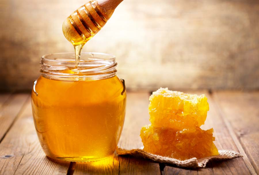 Honey or Agave