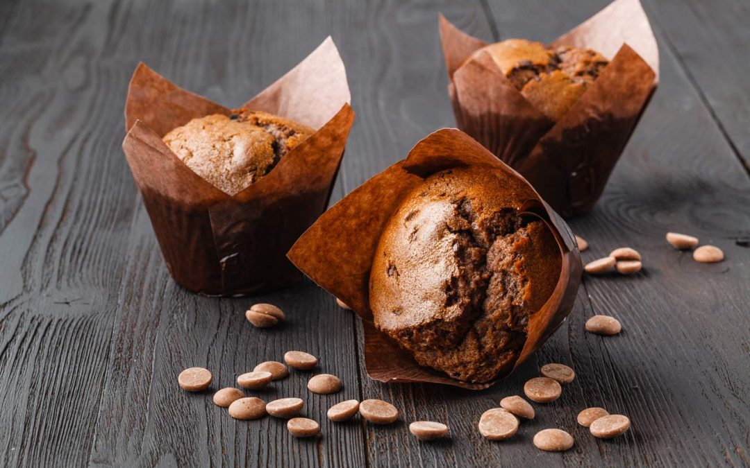 Muffins Without A Muffin Pan