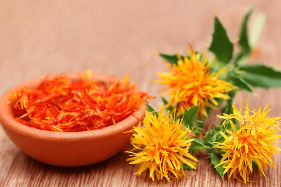 Safflower-as-a-substitute-for-saffron