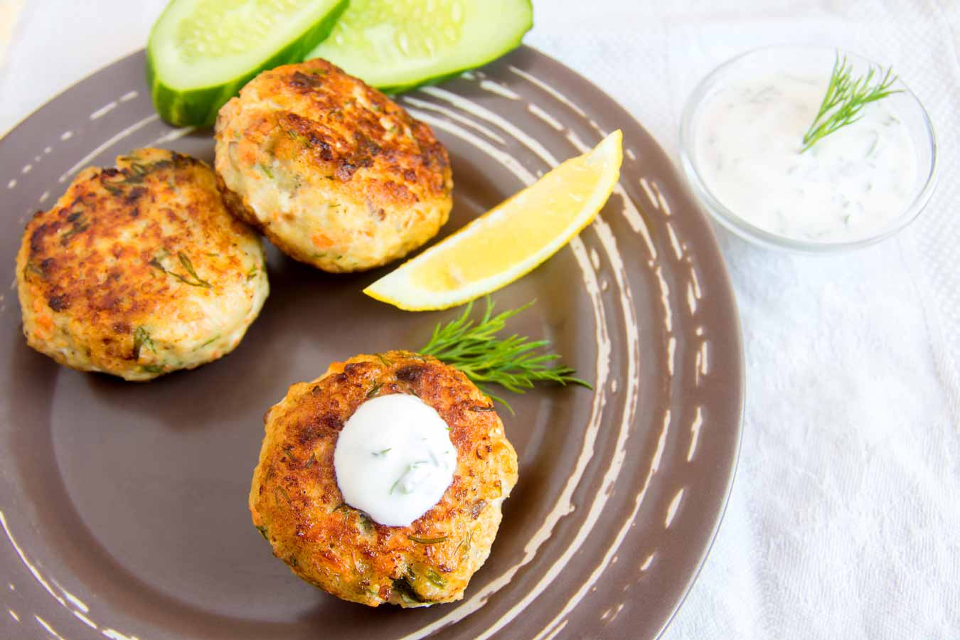 Tasty Shrimp and Crab Fritters with Remoulade Sauce
