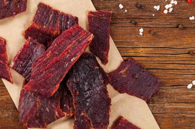 Best Chili Lime Beef Jerky