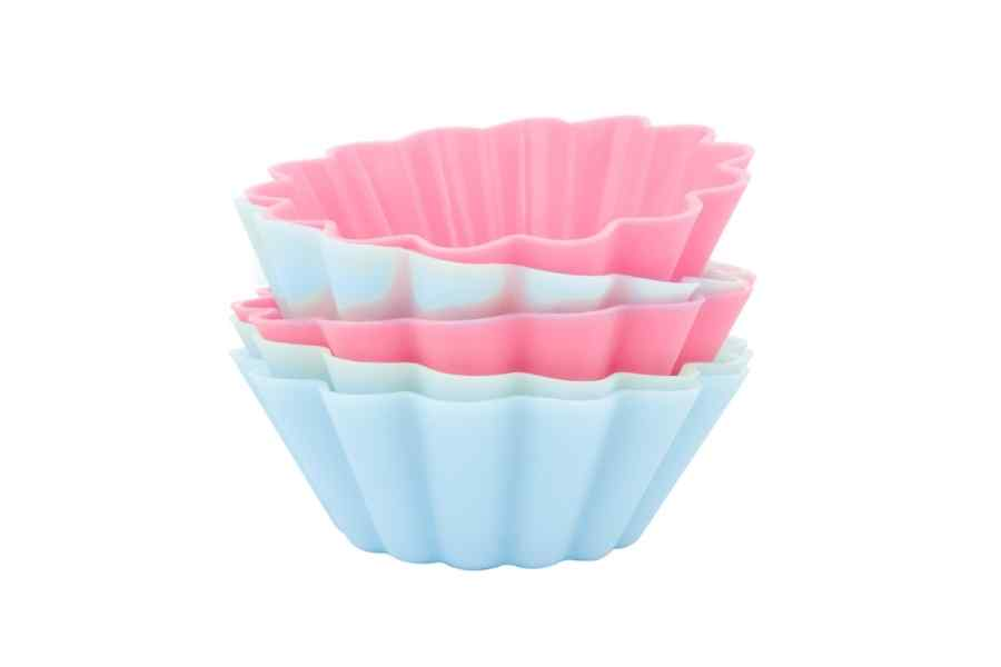 Where should I store my silicone bakeware?