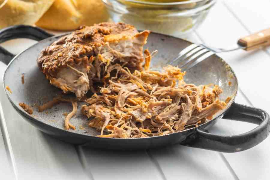 What is the best way to shred pulled pork
